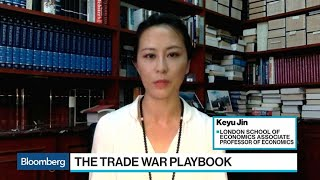 China Is Changing Strategy in Trade War, Says LSE's Jin