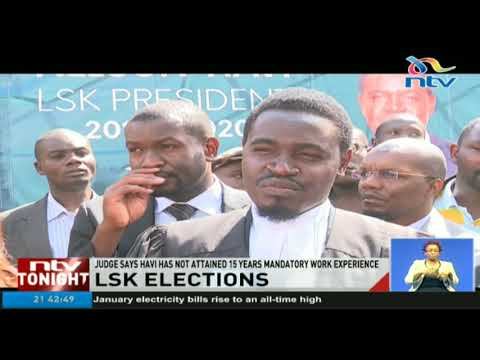 Havi kicked out of LSK elections