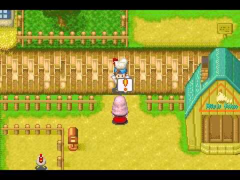 Harvest Moon : Friends Of Mineral Town : Popuri Black Heart Event