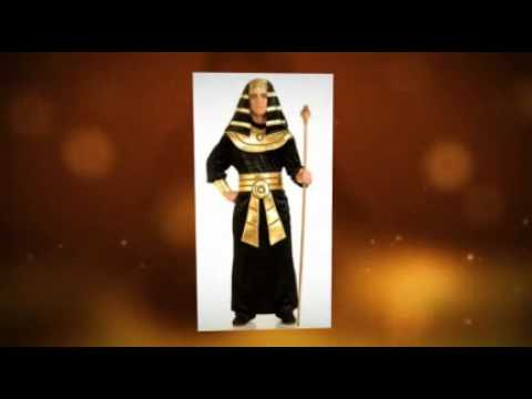 Pharaoh Costumes and other Egyptian inspired costumes for Halloween 2010