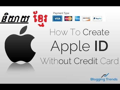 How to Create an Apple ID on an Iphone [Speak Khmer] - Apple Support