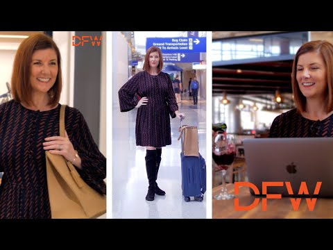 DFW Airport Blogger