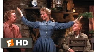 Seven Brides for Seven Brothers (4/10) Movie CLIP - Goin' Courtin' (1954) HD