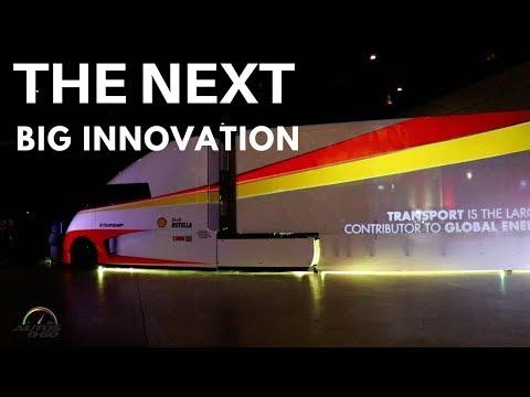 Shell Starship - Hyper-Fuel Efficient Truck