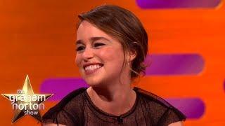 Emilia Clarke LOVES Matt LeBlanc   The Graham Norton Show CLASSIC CLIP