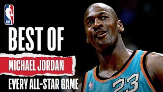 Michael Jordan's Best Play of Each All Star Game He Played In!