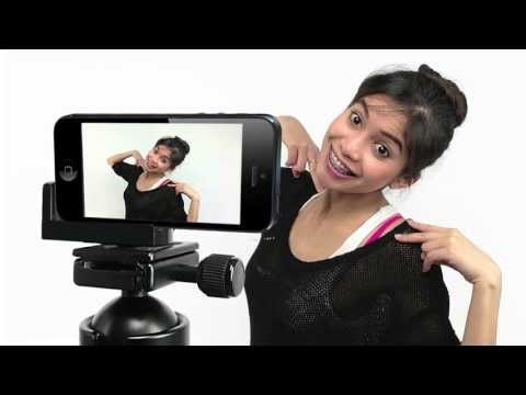 SELF-SHOT Photo Techniques using iPhone, iPod Camera