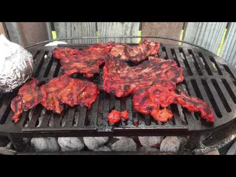 Best Coal Grill- Lodge Sportsman Hibachi Cast Iron