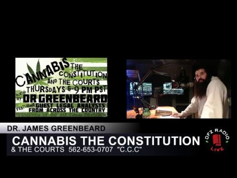 Cannabis, The Constitution and the Courts Ep  #1 Feb 18, 2016