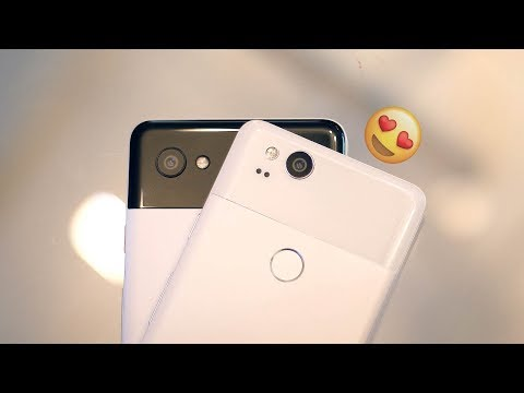 5 Things I Love About the Pixel 2!