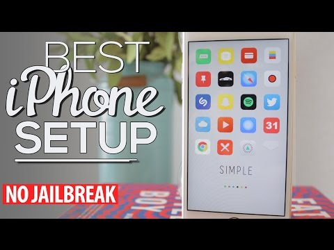 The BEST iPhone SETUP 2! (NO JAILBREAK) (NO COMPUTER)