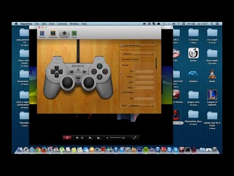 Play Playstation Games on Mac with OpenEmu (Easy Way)