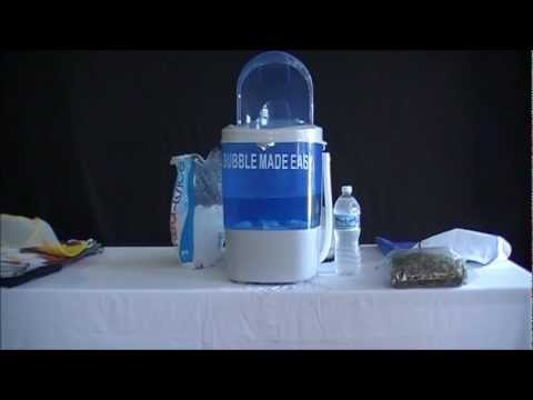 Bubble Made Easy - Automatic THC Extraction Washing Machine