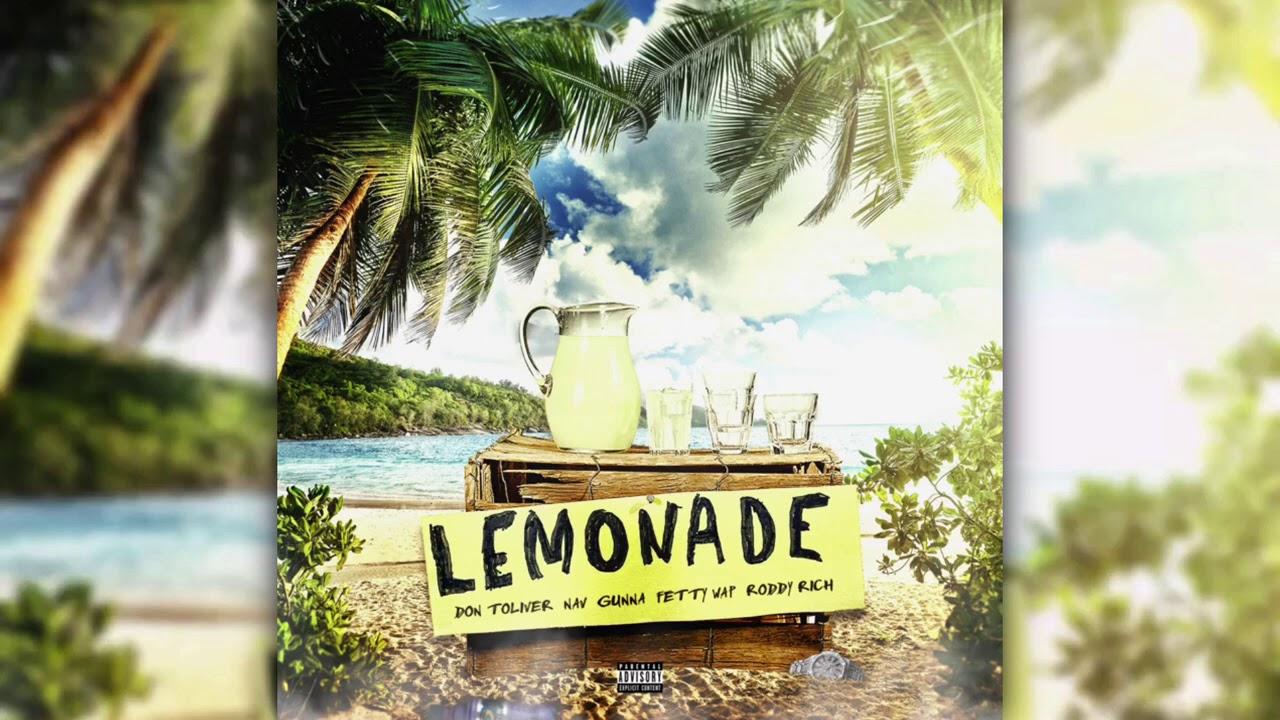 Download Internet Money - Lemonade ft. Don Toliver, NAV, Gunna, Fetty Wap & Roddy Rich MP3 Gratis
