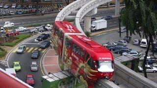 Keren, Transportasi Malaysia Terbaik di ASEAN, Bagaimana Indonesia ?