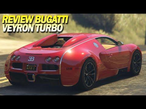 Review Bugatti Veyron Turbo 2017 - Mobil Mewah Gta 5