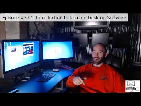 Episode #337: Introduction to Remote Desktop Software