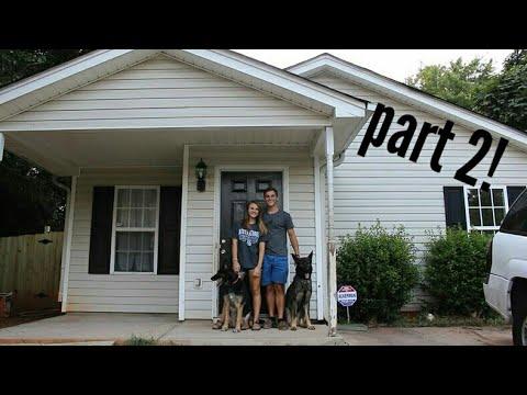 House Renovation Walk Through (update) part 2!