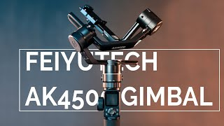 Feiyutech AK4500 Review   Fantastic Gimbal for DSLR or Mirrorless