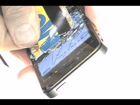 iPhone 5 Cracked Glass Replacement Guide