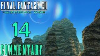Final Fantasy XII The Zodiac Age Walkthrough Part 14 - Thextera & Wraith (PS4 Gameplay)