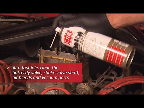 Clean-R-Carb - Carburettor Cleaner