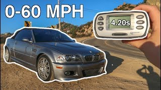 HOW FAST IS THE BMW M3??