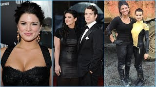 Gina Carano - Rare Photos | Childhood | Family | Lifestyle