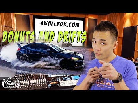How to do Donuts in a Subaru WRX STI like these drivers