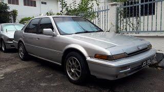 UCR: 1986 Honda Accord 2.0i (CA3) New Paintwork REVEAL!! | EvoMalaysia.com