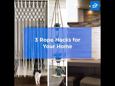 3 Decorative Rope DIYs