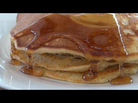 CHEESECAKE PANCAKES - Nicko's Kitchen