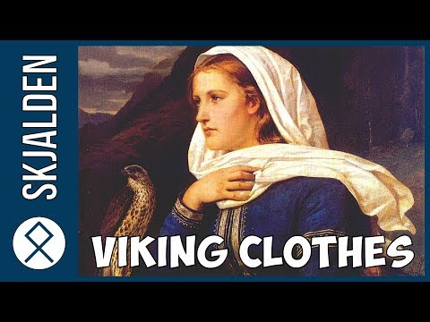 Viking Clothes - What did the Vikings wear?
