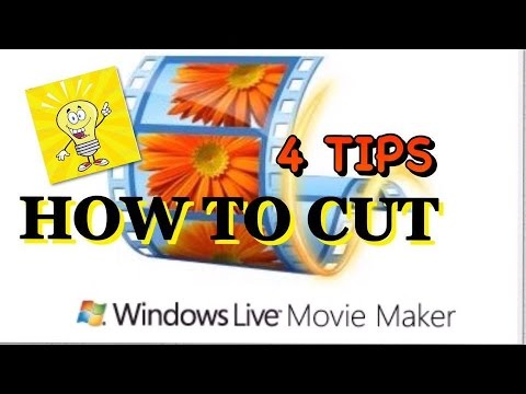 How to Cut / Trim Videos in Windows Live Movie Maker (So Easy and Fast)