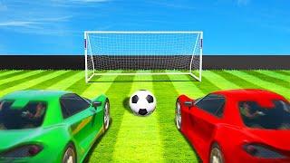 FOOTBALL MINIGAME IN GTA 5! (GTA 5 Funny Moments)