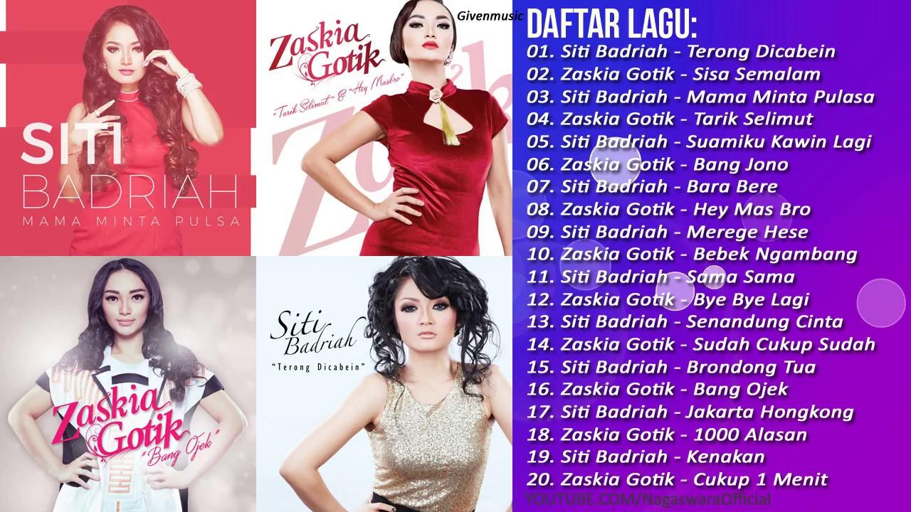 Download Koleksi Lagu Dangdut Terbaru Dan Terpopuler 2018 Full Album MP3 Gratis