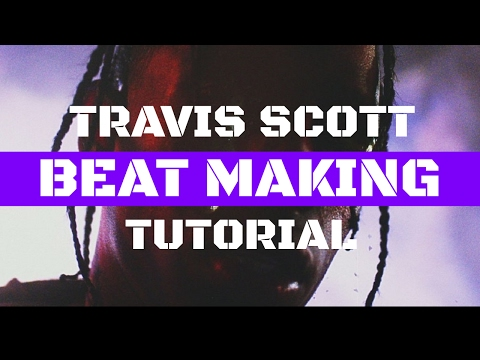 How to Make a Travis Scott Type Beat in Ableton Live