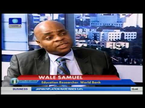 Dateline Abuja: State Of Education In Nigeria, The Safe School Intervention. Pt2