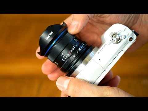 Venus Optics 'Laowa' 9mm f/2.8 Zero-D lens review with samples