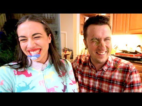 MIRANDA TURNS INTO A BABY BLOOPERS!
