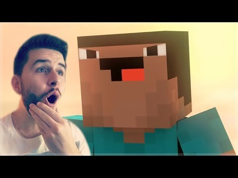 REACTING TO SKYWARS FULL TRILOGY MINECRAFT MOVIE!! Minecraft Animations!
