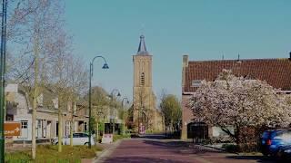 Download Scherpenzeel and surroundings, Netherlands Video