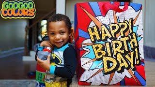 Birthday Presents Shopping Spree! (Family Shops for Gaga Baby's Gifts Vlog)