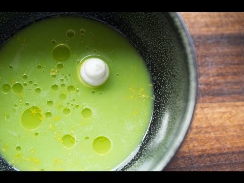 Easiest-Ever Pea Soup