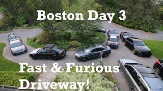 Boston Trip Day 3: Fan Meet + Fast & Furious BBQ!