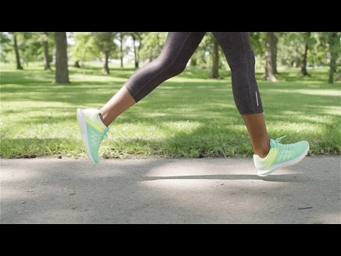 Walking, Running and Cross-Training Shoes: What's the Difference?