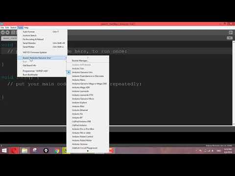Arduino IDE Introduction