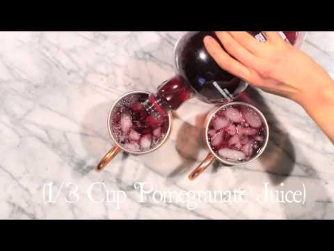 Holiday Moscow Mules!