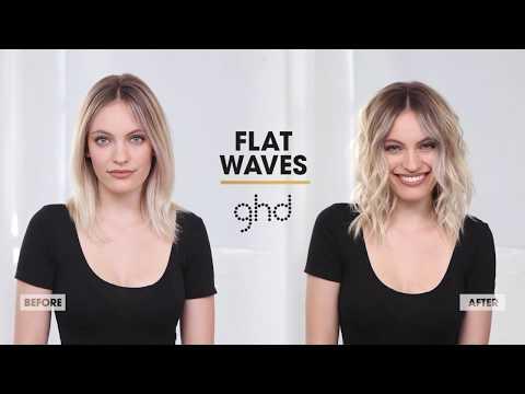 Flat Waves | ghd techniques