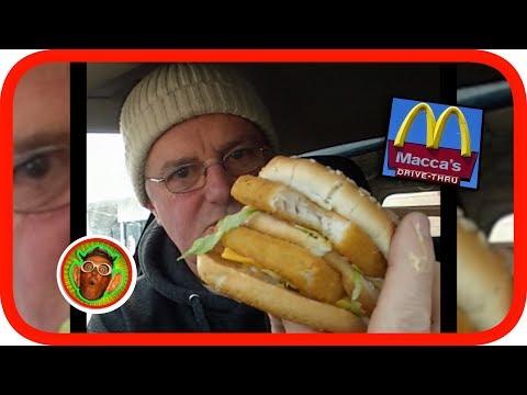 McDonald's FISH Big Mac | Review